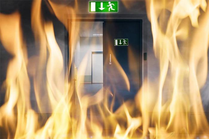 Formation en évacuation incendie en Moselle