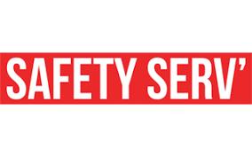 logo safety serv